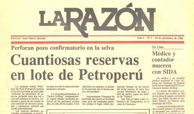 La Razón, diario de izquierda (Recuerdos de papel 7)