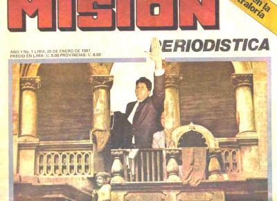 Misión Periodística (Recuerdos de papel 9)